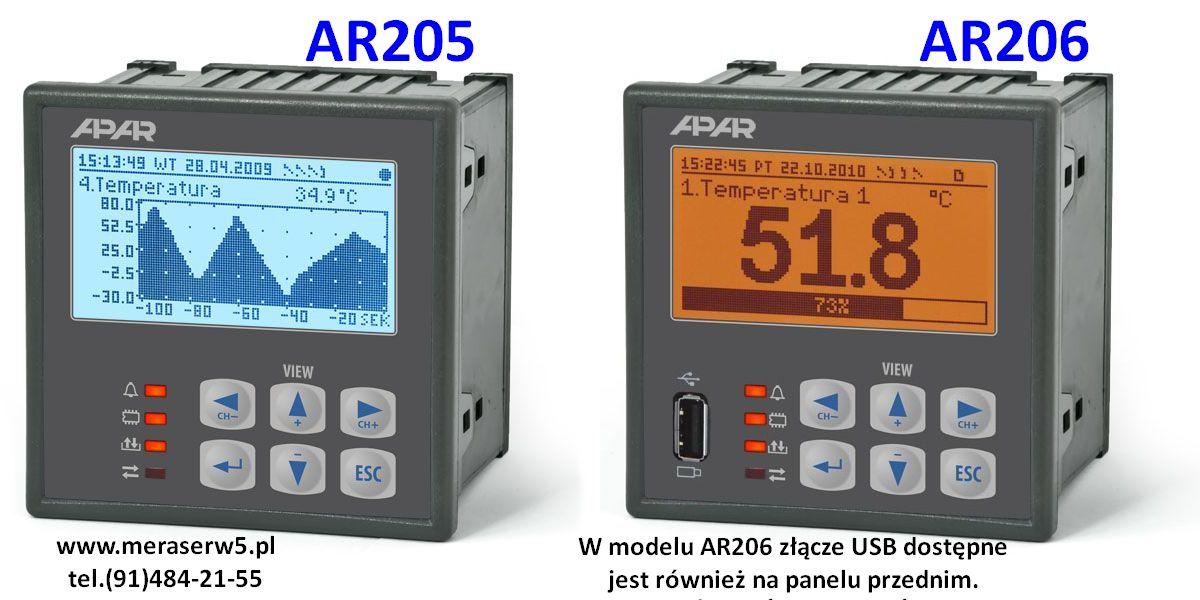 AR205 206 down