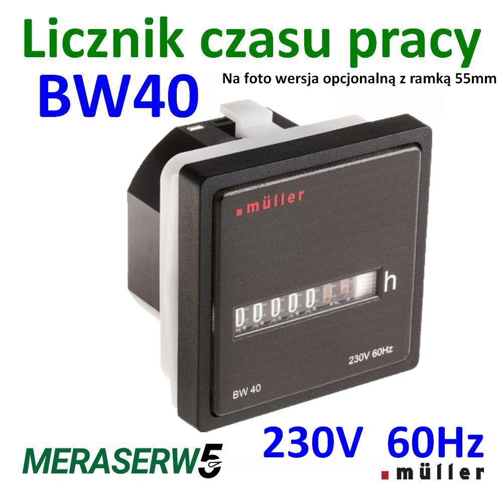 BW40 230V 60Hz