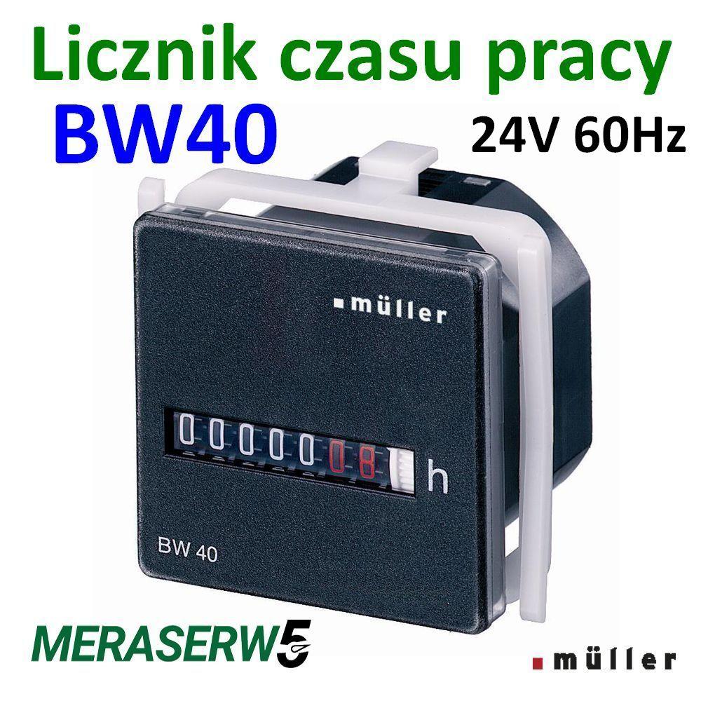 BW40 24V 60Hz