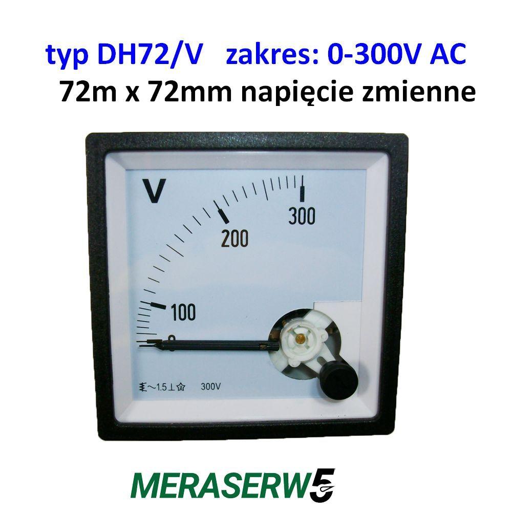 DH72 0 300V