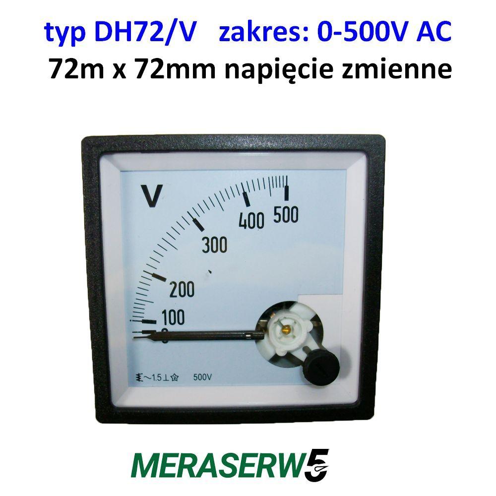 DH72 0 500V