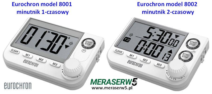 Eurochron 8001 8002