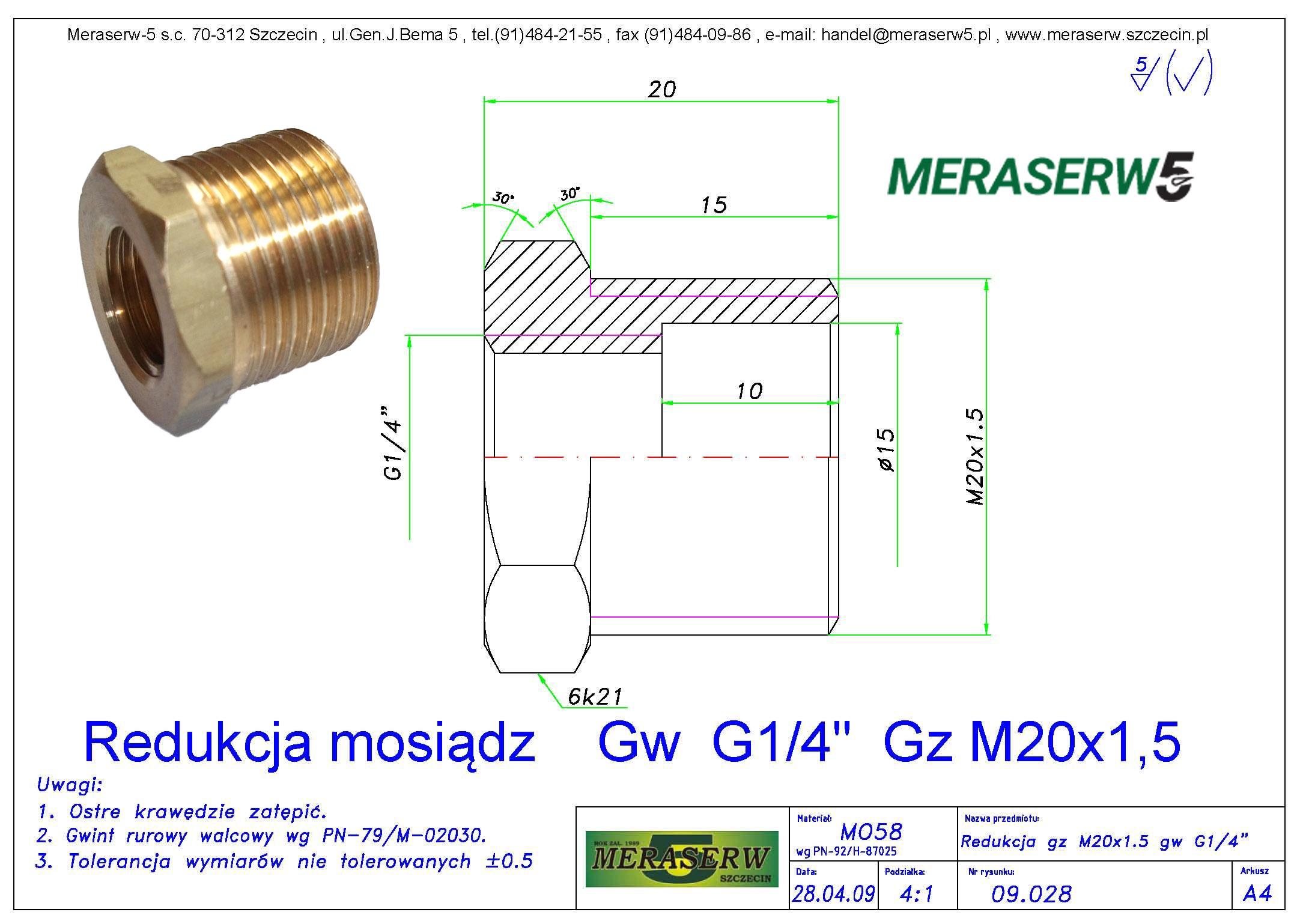 Gw 14 Gz M20