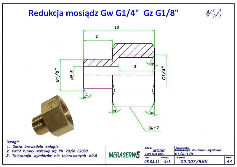 g14 g18 rys