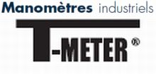 T meter logo