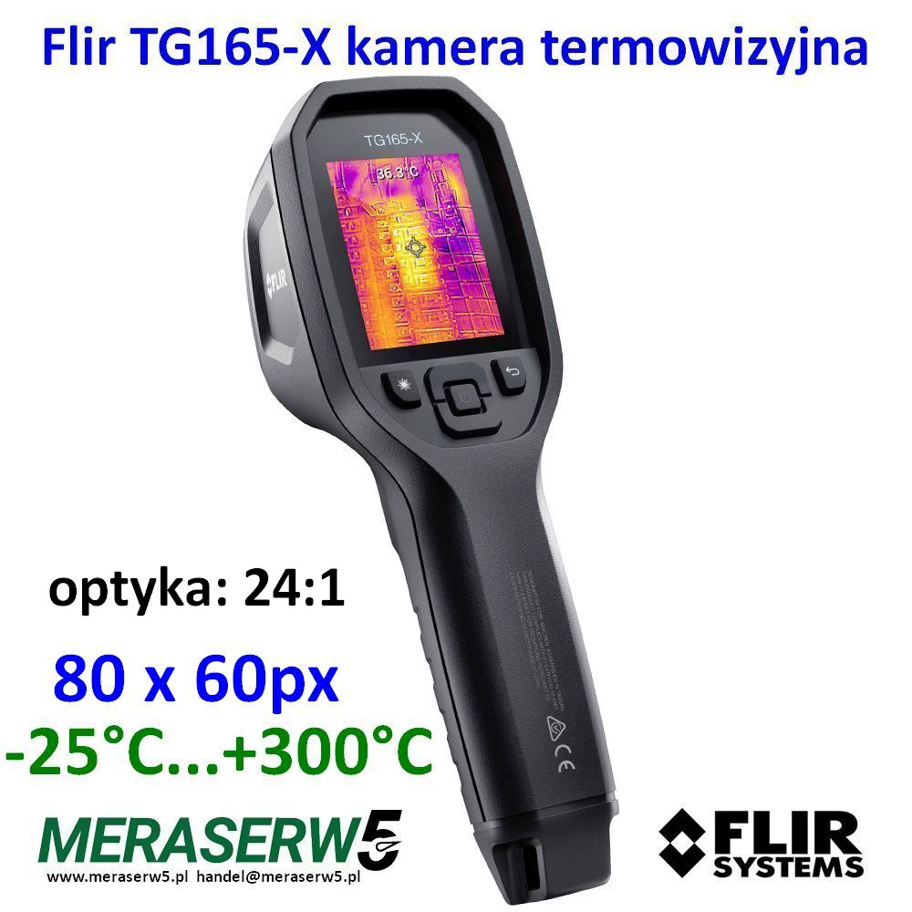 TG165 X