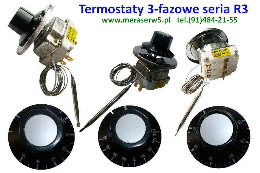 Termostat R3 down