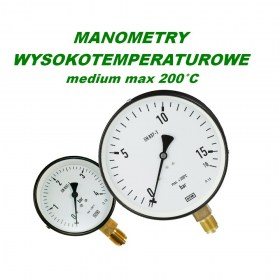 Manometry wysokotemperaturowe