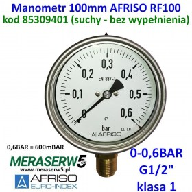 Afriso 85309401  M100R 600mBAR