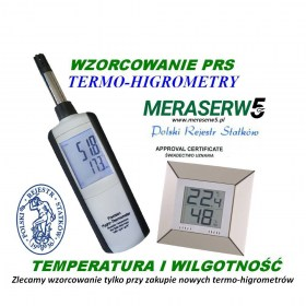 PRS-termohigrometry