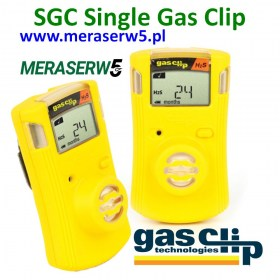 Single Gas Clip