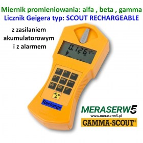 Scout Rechargeable