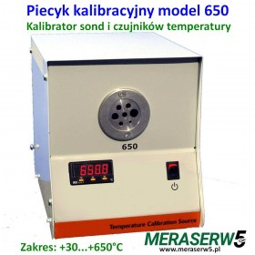 kalibrator piecyk model 650
